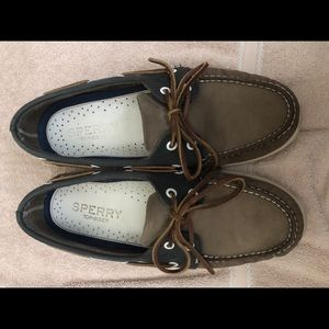 Custom Sperry Original Boat Shoe / Size 10.5